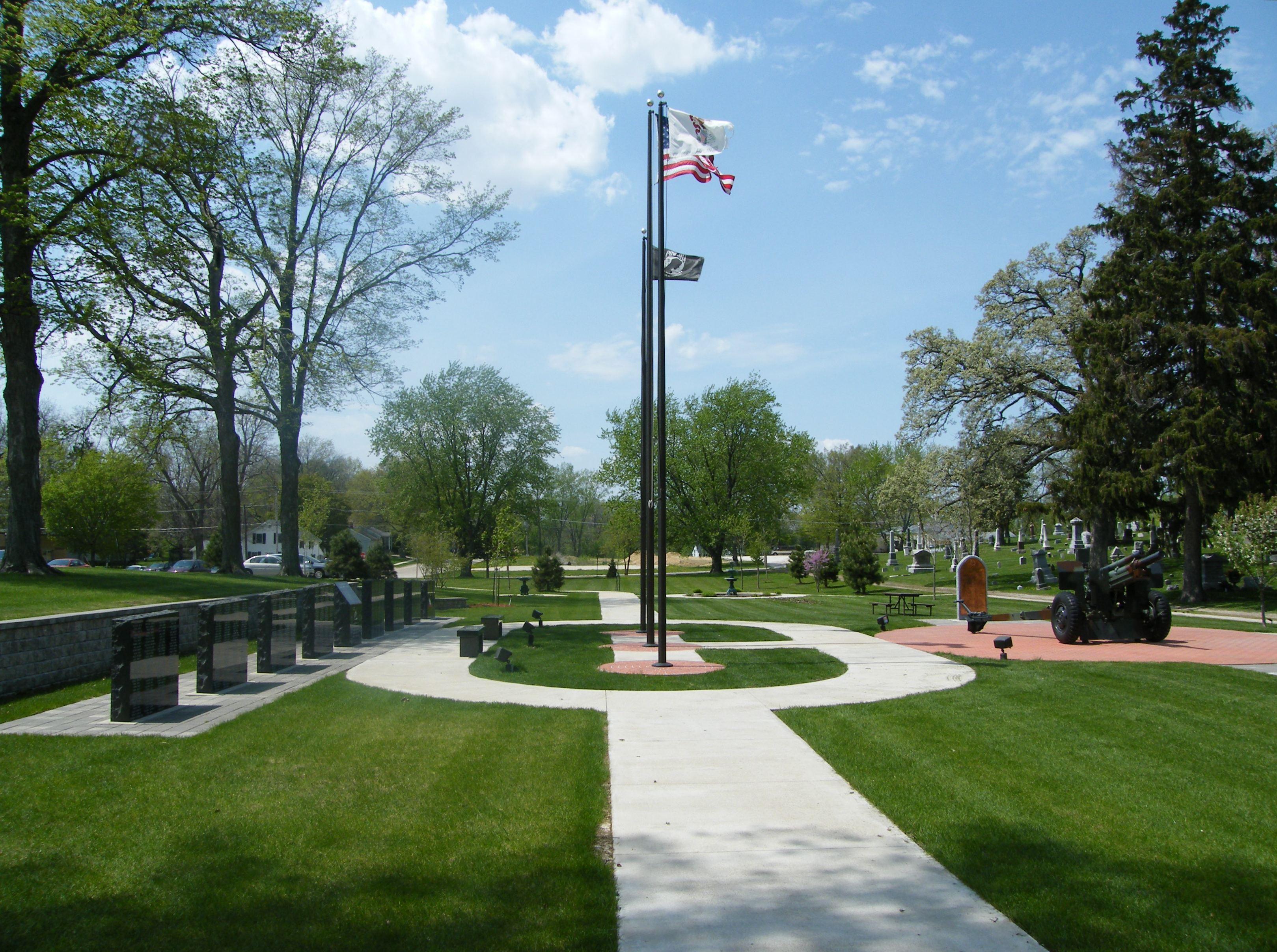Veterans Park Memorial
