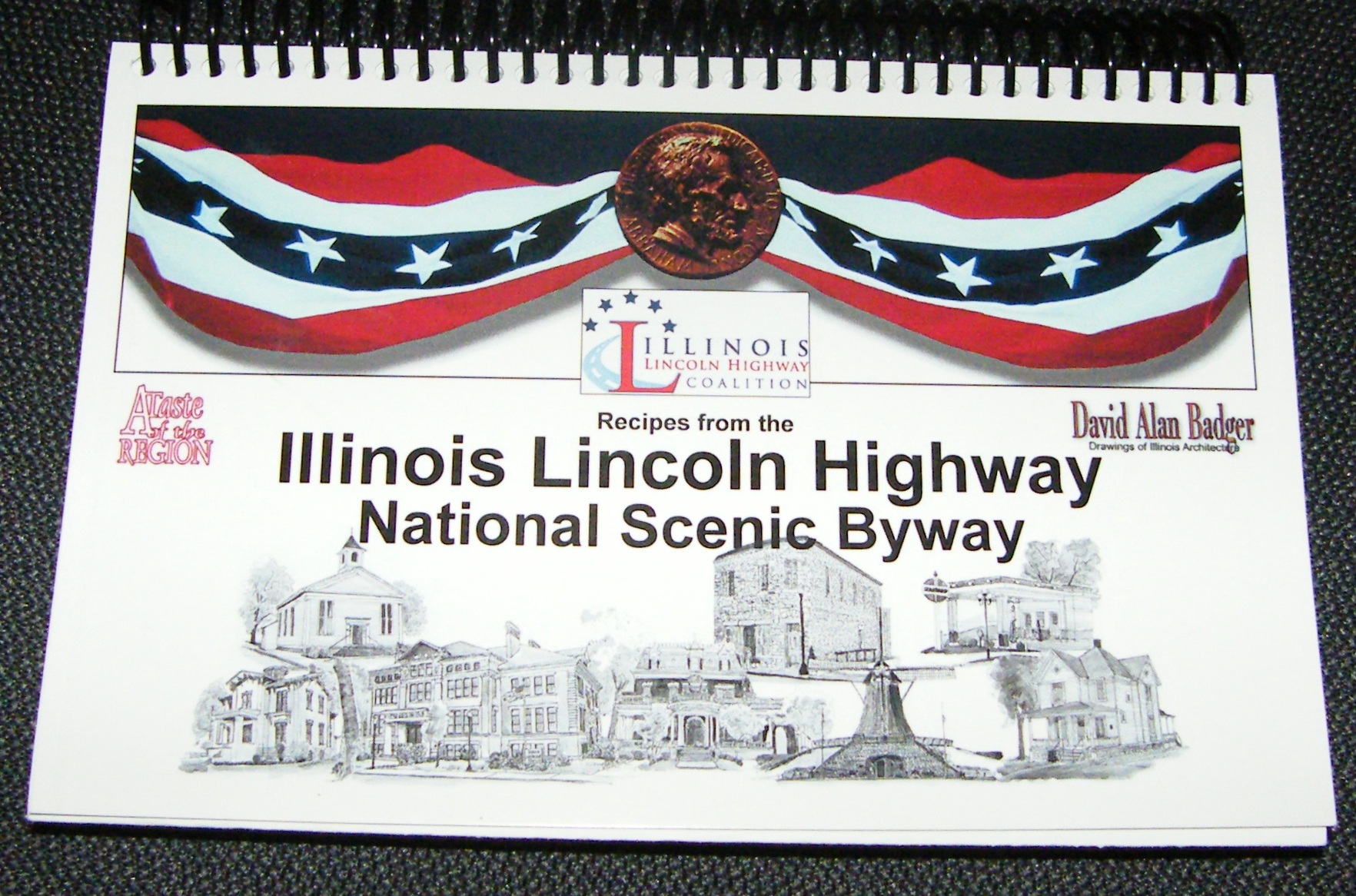 Illinois Lincoln Highway Cookbook